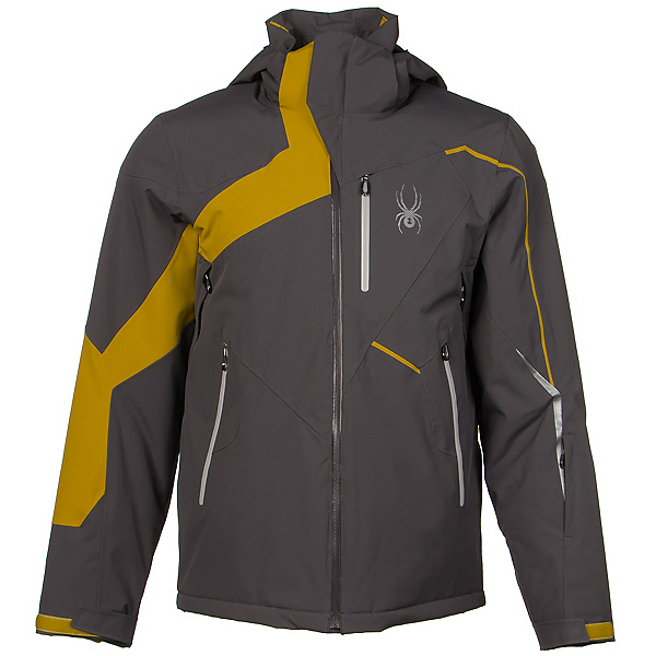 Spyder Rival Mens Insulated Ski Jacket (Previous Season), , 600