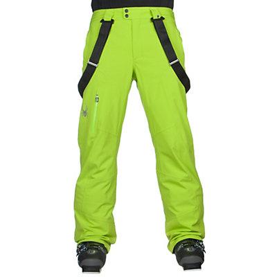 Spyder Dare Athletic Mens Ski Pants (Previous Season), Polar, viewer
