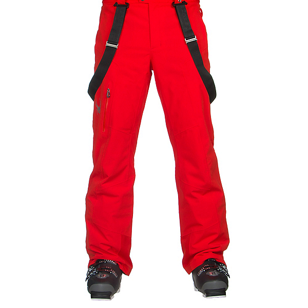 Spyder Dare Athletic Mens Ski Pants (Previous Season), Volcano, 600