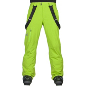 Spyder Dare Athletic Short Mens Ski Pants, Theory Green, medium