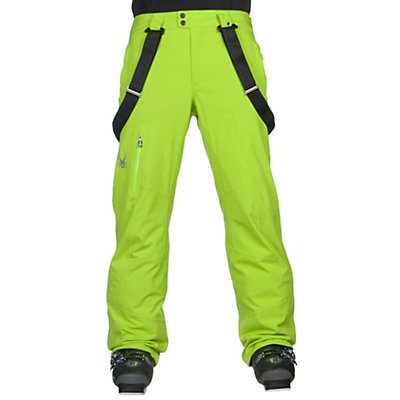 Spyder Dare Athletic Short Mens Ski Pants (Previous Season), Theory Green, viewer