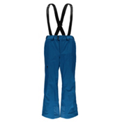 Spyder Dare Athletic Long Mens Ski Pants, Concept Blue, medium