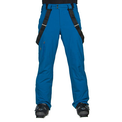 Spyder Dare Tailored Mens Ski Pants (Previous Season), Theory Green, viewer