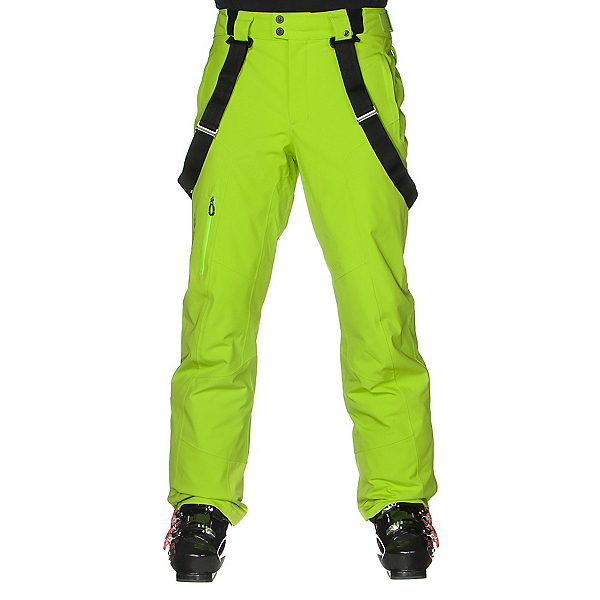 Spyder Dare Tailored Short Mens Ski Pants (Previous Season), Theory Green, 600