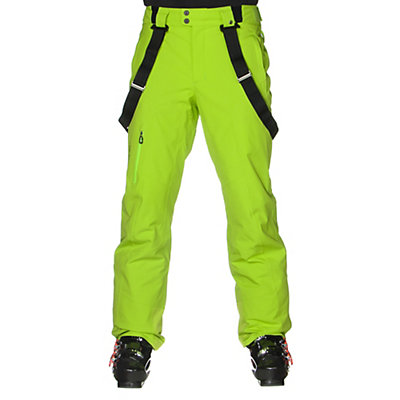 Spyder Dare Tailored Short Mens Ski Pants (Previous Season), Theory Green, viewer