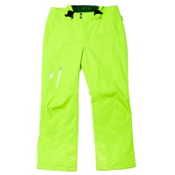 Spyder Dare Tailored Long Mens Ski Pants (Previous Season), Theory Green, medium