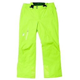 Spyder Dare Tailored Long Mens Ski Pants (Previous Season), Theory Green, 256