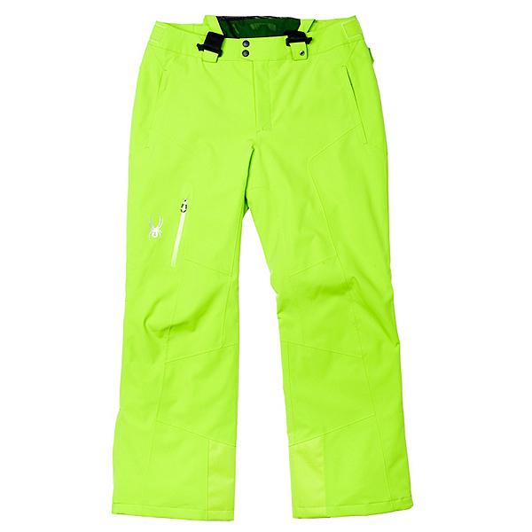 Spyder Dare Tailored Long Mens Ski Pants (Previous Season), Theory Green, 600