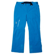 Spyder Dare Tailored Long Mens Ski Pants, Concept Blue, medium