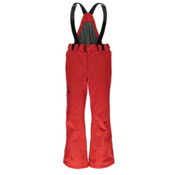 Spyder Dare Tailored Long Mens Ski Pants, Volcano, medium