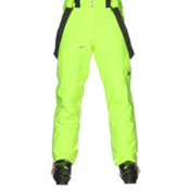 Spyder Propulsion Tailored Mens Ski Pants, Bryte Yellow, medium