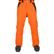 Spyder Propulsion Tailored Mens Ski Pants, Bryte Orange, medium