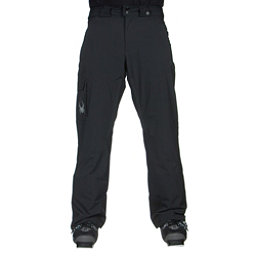 Spyder Troublemaker Mens Ski Pants, Black, 256