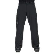 Spyder Troublemaker Short Mens Ski Pants, Black, medium