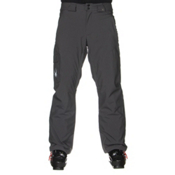 Spyder Troublemaker Short Mens Ski Pants, Polar, medium