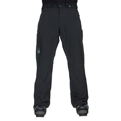 Spyder Troublemaker Long Mens Ski Pants, Black, viewer