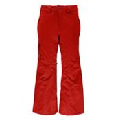 Spyder Troublemaker Long Mens Ski Pants, Rage, medium