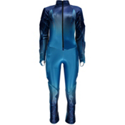 Spyder Performance GS Race Suit Mens (Previous Season), Electric Blue-Sagan, medium