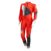 Spyder Nine Ninety Race Suit Mens, Volcano-Black, medium