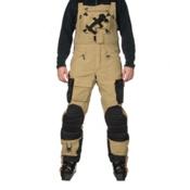 Spyder Coach's Bib Pant, Burlap, medium