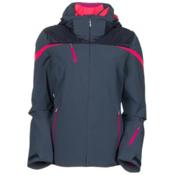 Spyder Artemis Womens Insulated Ski Jacket (Previous Season), Depth-Wild-Bryte Pink, medium