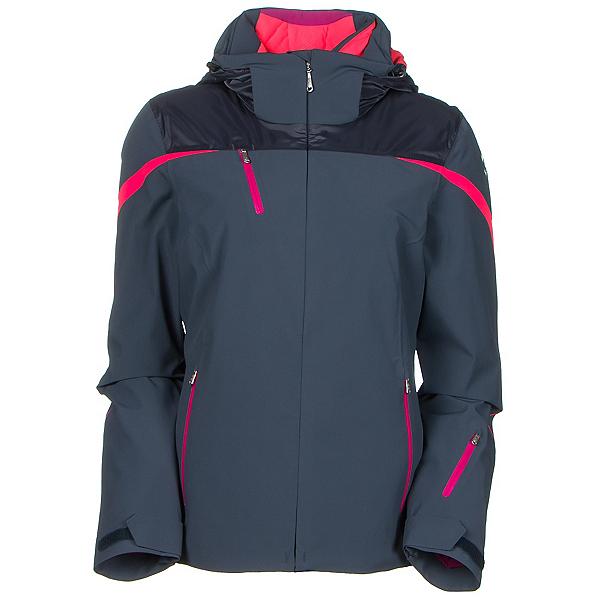 Spyder Artemis Womens Insulated Ski Jacket (Previous Season), Depth-Wild-Bryte Pink, 600