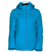 Spyder Tresh Womens Insulated Ski Jacket, Riviera-Riviera, medium