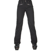 Spyder Me Tailored Fit Womens Ski Pants (Previous Season), Black Tech Flannel, medium