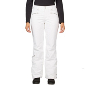 Spyder Me Tailored Fit Womens Ski Pants (Previous Season), White, medium