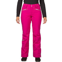 Spyder Me Tailored Fit Womens Ski Pants (Previous Season), Wild, 256