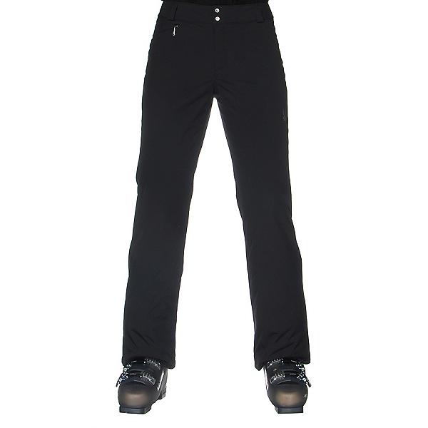 Spyder Winner Athletic Fit Womens Ski Pants (Previous Season), Black, 600
