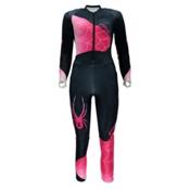 Spyder Nine-Ninety Race Suit Girls, Depth-Bryte Pink, medium