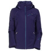 Spyder Radiant Womens Insulated Ski Jacket, Evening, medium