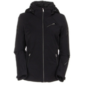 Spyder Radiant Womens Insulated Ski Jacket, Black, medium