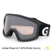 Giro Blok Goggles 2016, Black Futura-Amber Rose, medium