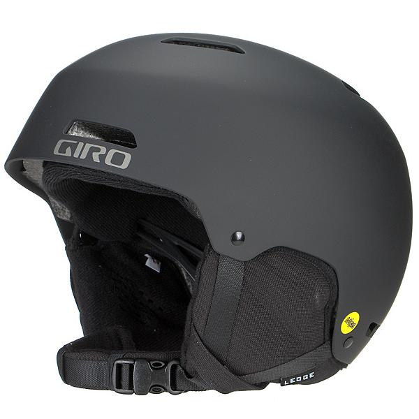 Giro Ledge MIPS Helmet 2017, Matte Black, 600