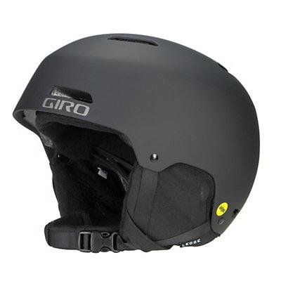 Giro Ledge MIPS Helmet 2017, Matte Black, viewer