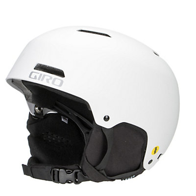 Giro Ledge MIPS Helmet, Matte White, viewer
