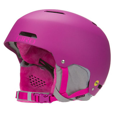 Giro Ledge MIPS Helmet, Matte Berry-Magenta, viewer