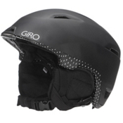 Giro Flare Womens Helmet, Black Mini Dots, medium