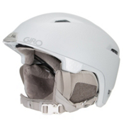 Giro Flare Womens Helmet, Matte White Mini Dots, medium