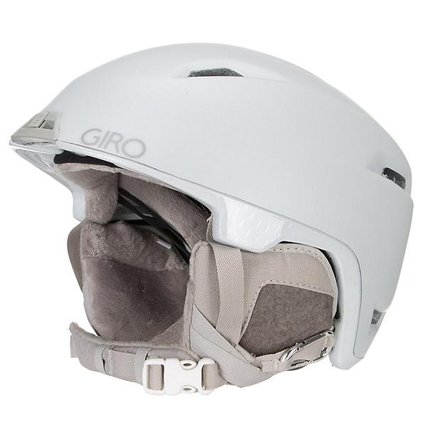 Giro Flare Womens Helmet, Matte White Mini Dots, 600