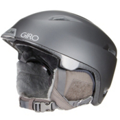 Giro Flare Womens Helmet, Matte Titanium Mini Dots, medium