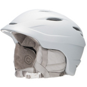 Giro Sheer Womens Helmet, Pearl White Laurel, medium