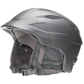 Giro Sheer Womens Helmet 2016, Titanium Laurel, medium