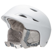 Giro Lure Womens Helmet 2016, White Hereafter, medium