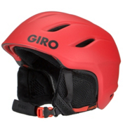 Giro Nine MIPS Kids Helmet 2016, Matte Glowing Red, medium