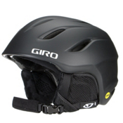 Giro Nine MIPS Kids Helmet, Matte Black, medium