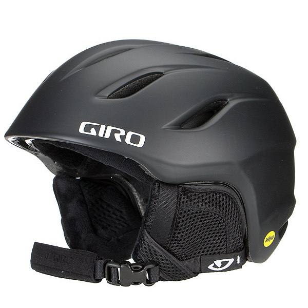 Giro Nine Jr. MIPS Kids Helmet 2017, Matte Black, 600