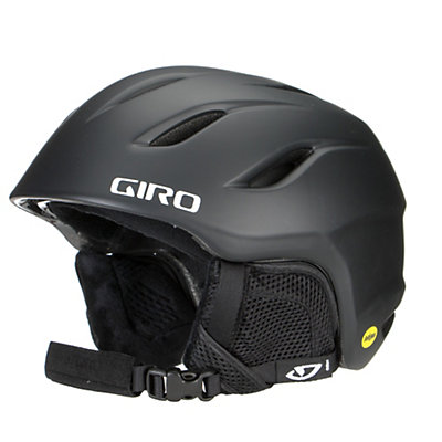 Giro Nine Jr. MIPS Kids Helmet 2018, Matte Black, viewer